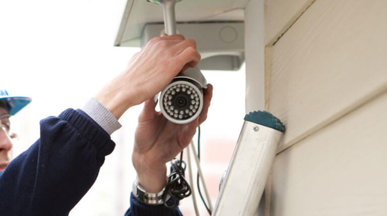 Benefits Of IP Security Cameras Torrington CT