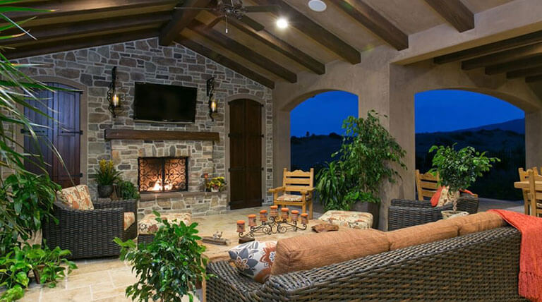 Outdoor Entertainment Living CT