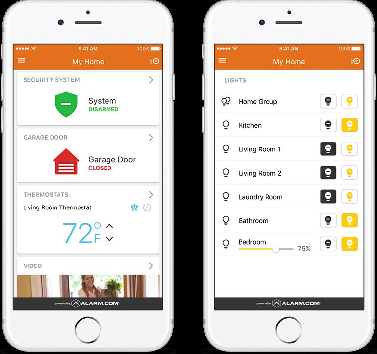 Alarm.Com A Smart Home Security System CT