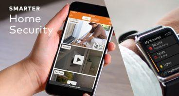 Alarm.Com A Smart Home Security System