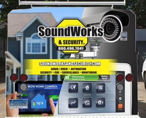 SoundWorks New Security Van 2020