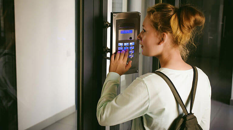Video Intercom Systems for Business CT