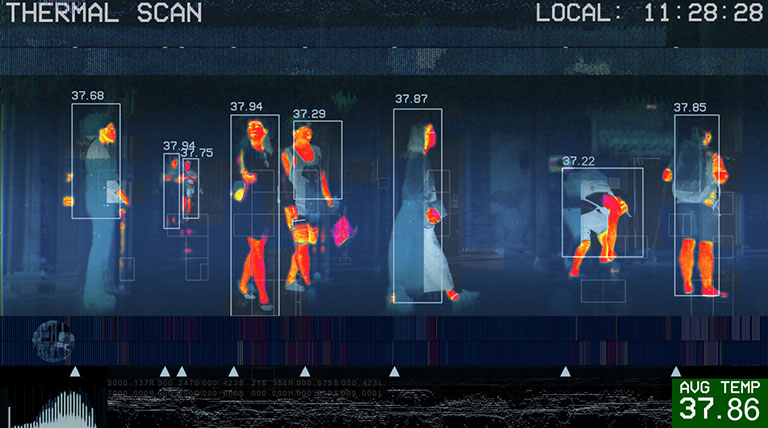 How Thermal Imaging Works SoundWorks Litchfield CT