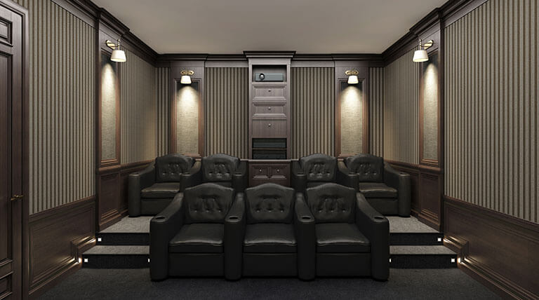 Home Theater In Simsbury CT